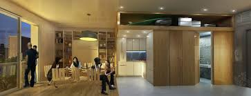 300 Square Feet Room by Nyc Selects Winning Design For Its 300 Sq Ft Apartments 940