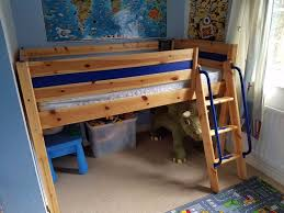 Shorty Bed Frame Thuka Shorty Mid Sleeper Childrens Bed With Or Without Mattress
