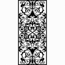 marquetry ornamental design