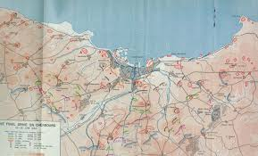 Map Of Northern Utah by Utah Beach To Cherbourg