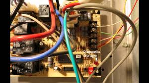york furnace red light blinking gas furnace turns off and on diagnostic light blinking youtube