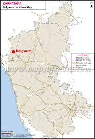 India Maps by Belgaum Location Map Where Is Belgaum