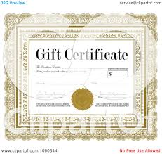 Gift Certificate Word Template Avon Gift Certificate Template Gift Certificate Image 21 Gift