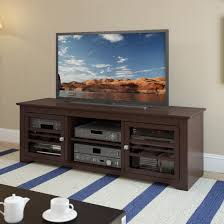 Simple Tv Cabinet With Glass Tv Stands Astounding Tv Stand 75 Inch Design Ideas Tv Stand 75