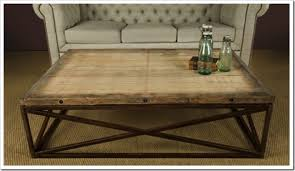 vintage wood coffee table tzi trend review everything old is new again traci zeller