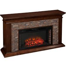 southern enterprises sei canyon heights electric fireplace sylvane