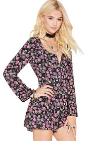 forever 21 rompers and jumpsuits forever 21 floral romper jumpsuit size 4 s tradesy
