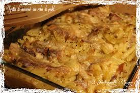 cuisiner reste poulet gratin de macaronis au x restes de poulet et reblochon la cuisine