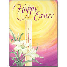 happy easter cards happy easter card the catholic company
