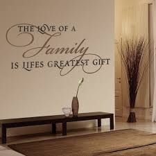 Of A Family Wall Decal Wall Decals Wall Quotes The Love Of A - Family room wall decals