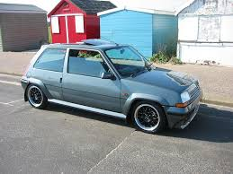 renault 5 tuning renault 5 gt turbo project pics updated page 3 cliosport net