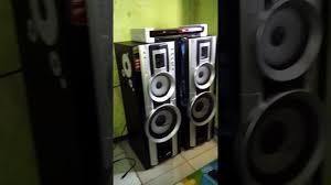 speaker home theater murah test sound polytron pass 27 puas pokonya youtube
