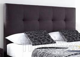kaydian walkworth ottoman storage bed slate fabric super king