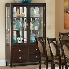 Cabinet Dining Room China Cabinet Amazon Com Homestar Door Storagebinet White