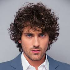 even hair cuts vs textured hair cuts modern men s hairstyles for curly hair that will change your look