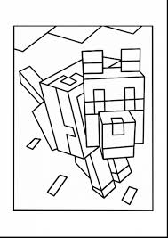 excellent minecraft coloring pages minecraft printable