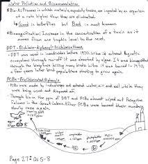 misterdunbar ecosystems unit handouts and notes