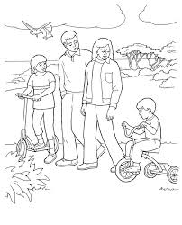 lds coloring pages i can be a good exle lds coloring pages family newyork rp com