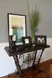 console table decor ideas 25 ways to decorate a console table a great exle of smart