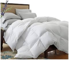 Comforter Size Amazon Com Superior Solid White Down Alternative Comforter Duvet