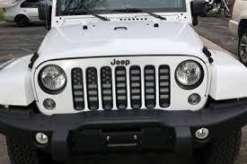 Rugged Ridge Grille Inserts Jeep Jk Dirty Acres American Tactical Grill Insert Wrangler Jk U0026 Jku