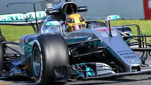 mercedes barcelona lewis hamilton delighted with mercedes car after fast start to
