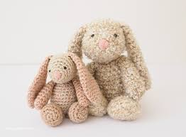 stuffed bunnies for easter classic stuffed bunny crochet pattern for easter one dog woof