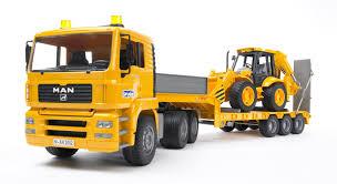 bruder fire truck nz trucking man tga low loader nz trucking magazine