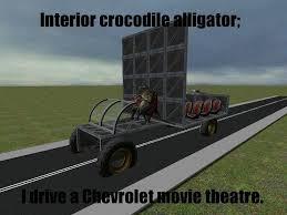 Interior Crocodile Alligator Image 4183 Interior Crocodile Alligator Know Your Meme