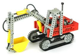 lego technic bucket wheel excavator technicopedia 8851