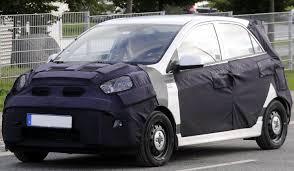 Kia I10 Next Generation Kia Picanto The Diesel I10 For India