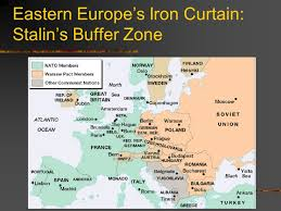 Eastern Europe Iron Curtain Cold War Superpowers Face Off Ppt Download