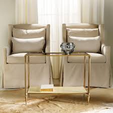 Glass Side Tables For Living Room by Glass Coffee Table For Sale Designer Glass Coffee Tables Brooklyn