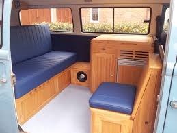 Camper Interiors Vw Camper Interior By All Things Timber Camping Pinterest