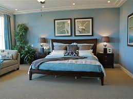bedroom incredible master bedroom decor using striped blue bed