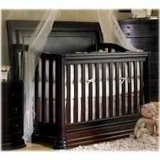 Convertible Sleigh Crib Million Dollar Baby Classic Ashbury 4in1 Sleigh Convertible Crib