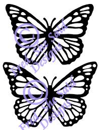 fred she said designs the store monarch buttterfly digi