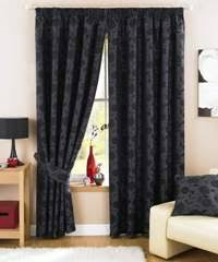 Charcoal Drapes Curtains