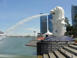 singapore lion the merlion singapore world for travel