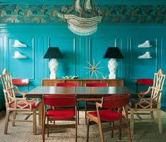 Dining Room Wall Paint Blue 279 Best Paint It Blue Images On Pinterest Arquitetura Homes