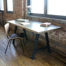 Wooden Home Office Desk Reclaimed Wood Office Desk Full Size Of Office Simple Office