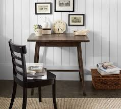Desk Small Mateo Rustic Desk Small Pottery Barn
