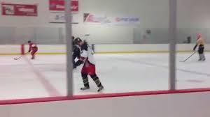 chiller drop in hockey youtube
