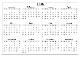 free printable yearly calendar 2016 calendar template 2017