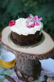 tree stump cake stand tree stump cake stand elizabeth designs the wedding