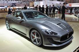 2013 maserati granturismo mc stradale geneva 2013 photo gallery