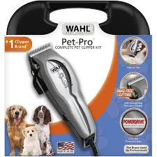 wahl lithium pro complete cordless hair clipper u0026 touch up kit