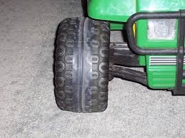 gator power wheels 4 3 wide traction bands peg perego john deere gator ebay