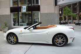 Ferrari California Gray - 2012 ferrari california stock l176a for sale near chicago il