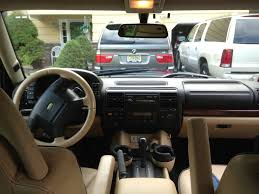 land rover discovery convertible land rover discovery 2004 interior image 172